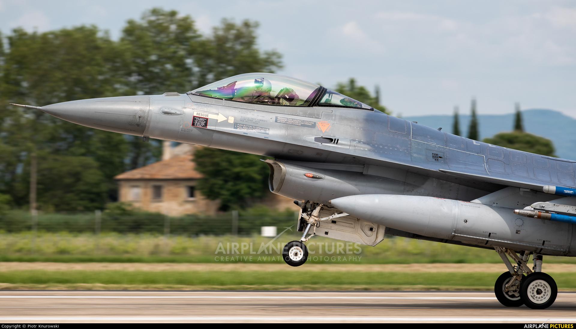 Netherlands - Air Force J-060 aircraft at Orange - Caritat