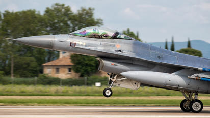 J-060 - Netherlands - Air Force General Dynamics F-16A Fighting Falcon