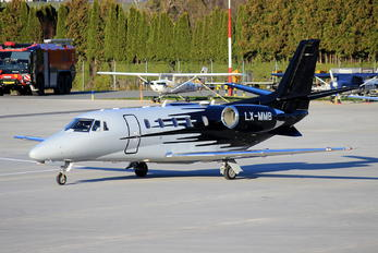 LX-MMB - Global Jet Luxembourg Cessna 560XL Citation Excel