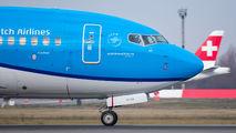PH-BGU - KLM Boeing 737-700 aircraft