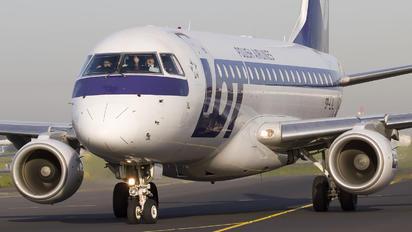 SP-LIL - LOT - Polish Airlines Embraer ERJ-175 (170-200)