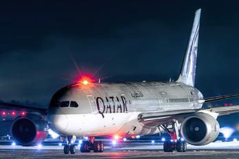A7-BHC - Qatar Airways Boeing 787-9 Dreamliner