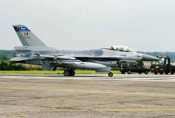 Belgium - Air Force - General Dynamics F-16AM Fighting Falcon FA-56