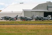 ZD468 - Royal Air Force British Aerospace Harrier GR.9 aircraft