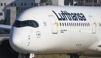 D-AIXQ - Lufthansa Airbus A350-900 aircraft