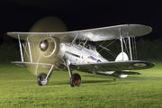 K7985 - The Shuttleworth Collection Gloster Gladiator aircraft