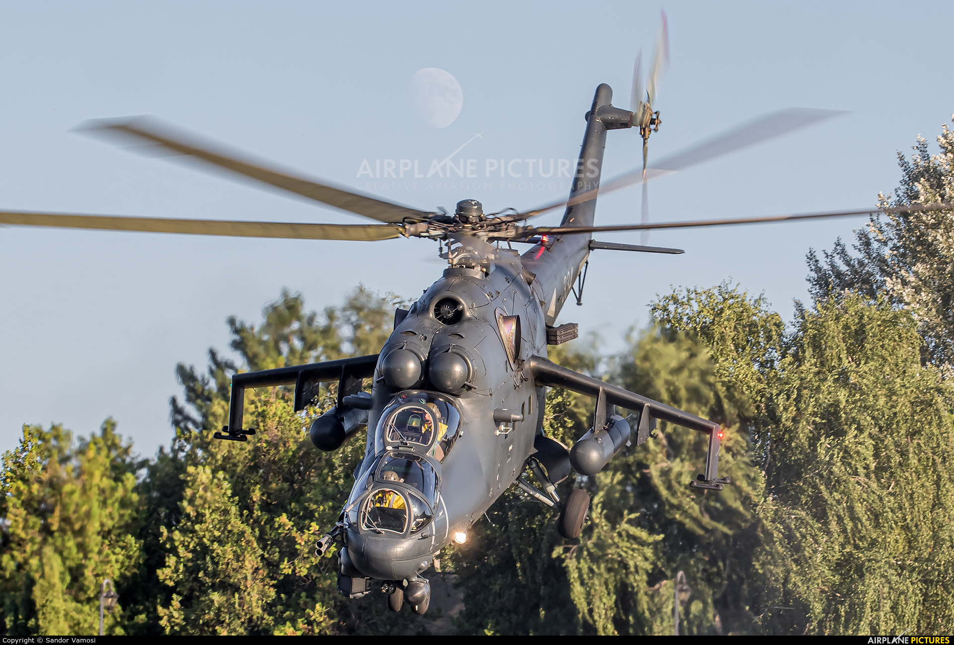 Hungary - Air Force 334 aircraft at Off Airport - Hungary