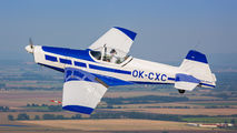 OK-CXC - Private Zlín Aircraft Z-526AFS aircraft