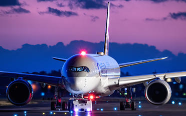 A7-AML - Qatar Airways Airbus A350-900