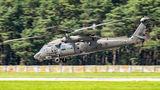 Slovakia -  Air Force Sikorsky UH-60M Black Hawk 7641 at Malacky - Kuchyna airport
