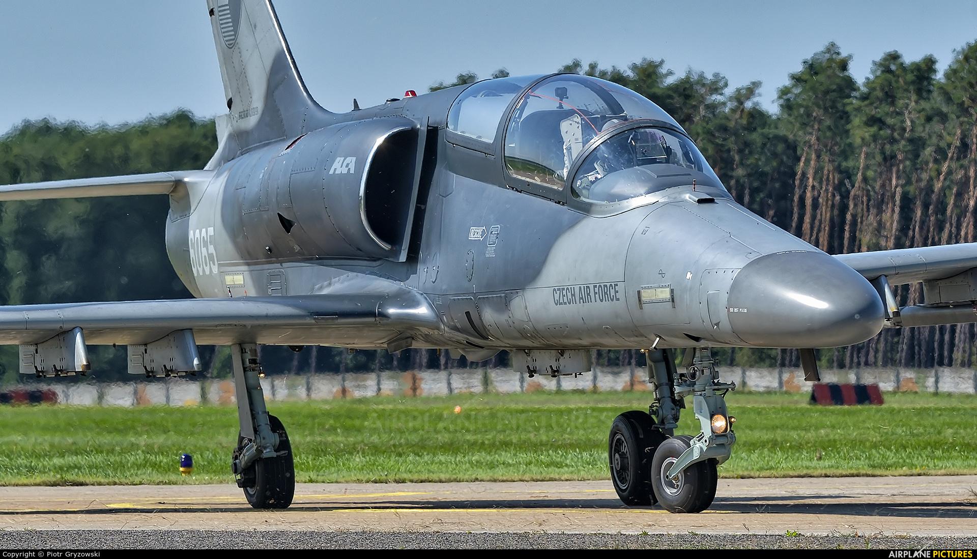 Czech - Air Force 6065 aircraft at Malacky - Kuchyna