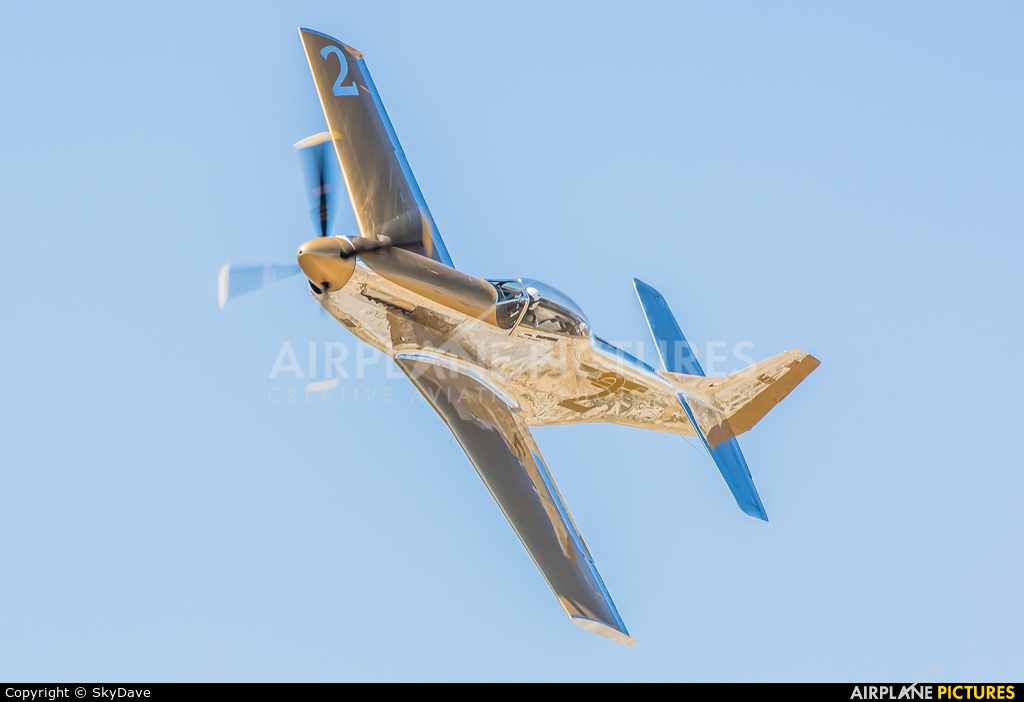 Private N551MB aircraft at Reno - Stead