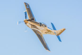N551MB - Private North American P-51D Mustang