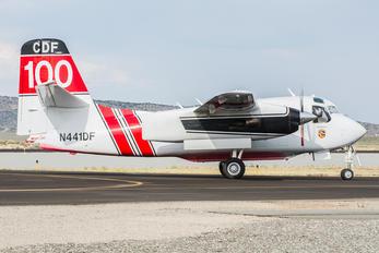N441DF - Private Grumman S-2T Turbo Tracker