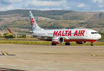 9H-VUC - Malta Air Boeing 737-8-200 MAX