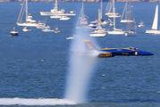 165540 - USA - Navy : Blue Angels Boeing F/A-18E Super Hornet aircraft