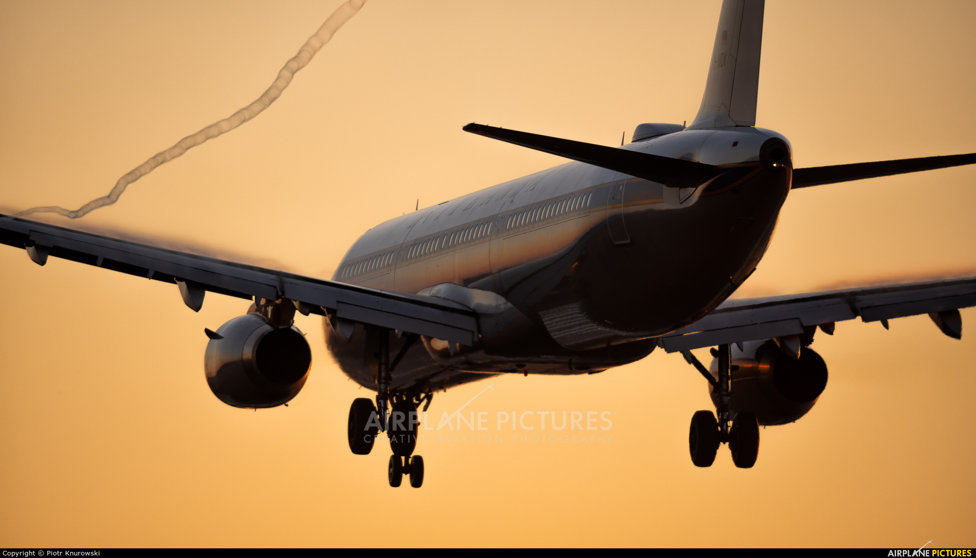 Lufthansa D-AIDV aircraft at Frankfurt