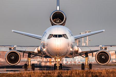 #1 Lufthansa Cargo McDonnell Douglas MD-11F D-ALCC taken by Marek Horák