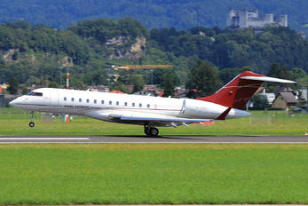 M-RSKL - Private Bombardier BD-700 Global Express XRS