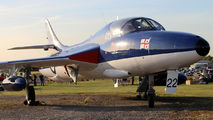 G-BZSE - Private Hawker Hunter T.8 aircraft