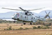 ZK001 - Royal Navy Agusta Westland AW101 Merlin Mk4A aircraft