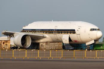 9V-SQJ - Singapore Airlines Boeing 777-200ER