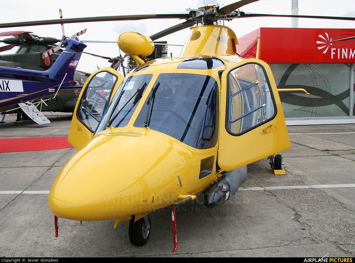 INAER EC-KZX aircraft at Paris - Le Bourget