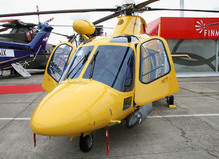 EC-KZX - INAER Agusta Westland AW119 Koala