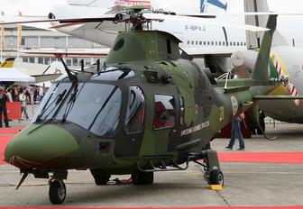 15021 - Sweden - Air Force Agusta Westland AW109 E Power Elite