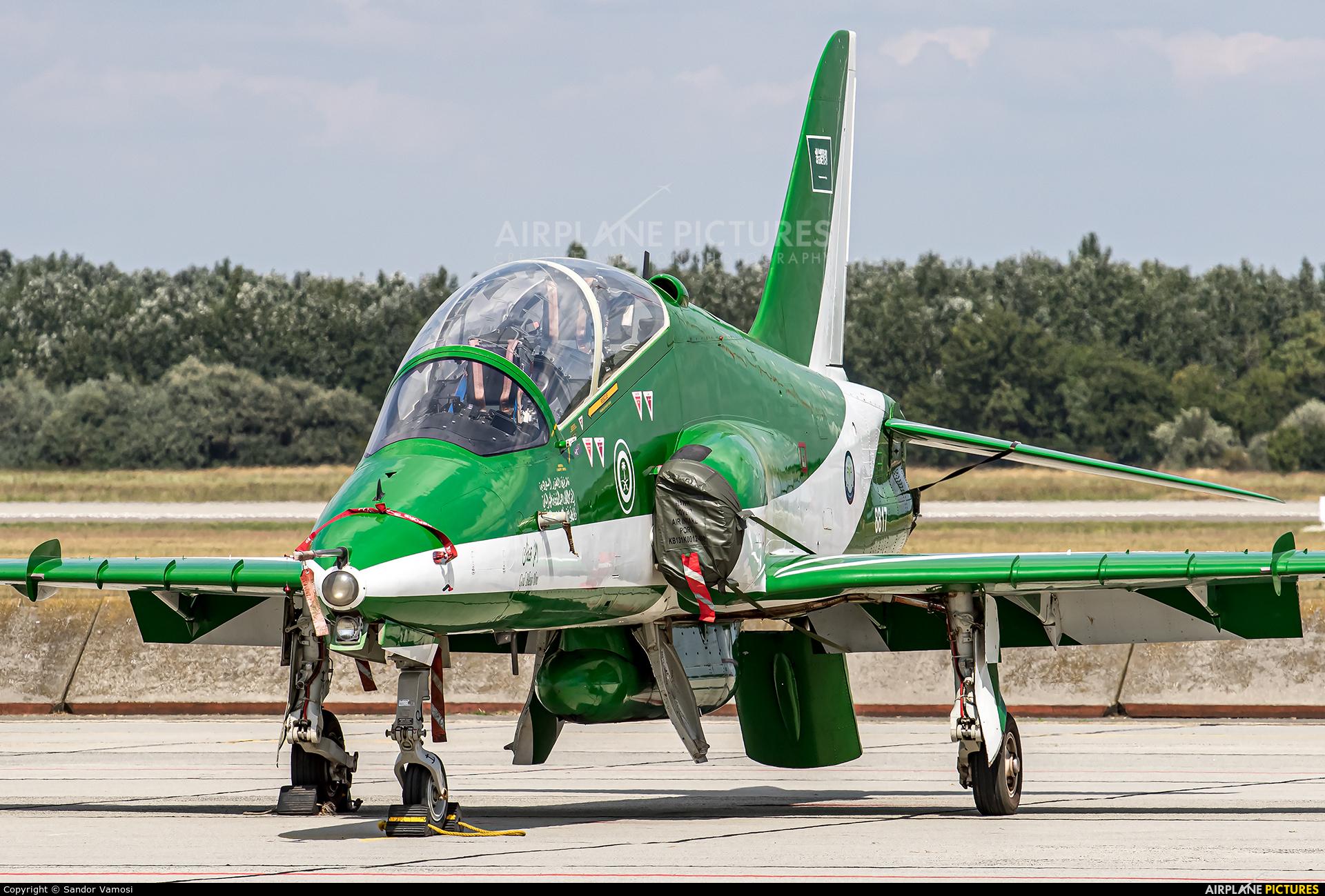 Saudi Arabia - Air Force 8817 aircraft at Kecskemét