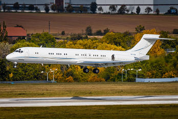 VP-CAA - Private McDonnell Douglas MD-87