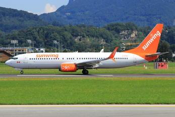C-FFPH - Sunwing Airlines Boeing 737-800