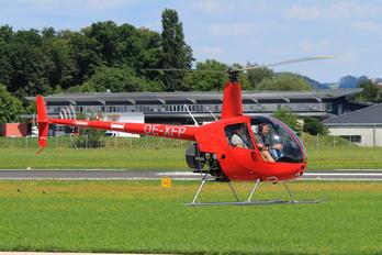 OE-XFP - Heli Tirol Robinson R-22 Beta II