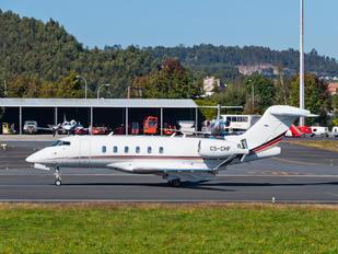 CS-CHF - NetJets Europe (Portugal) Bombardier BD-100 Challenger 350 series