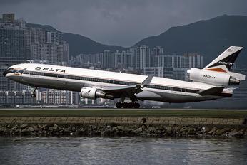 N804DE - Delta Air Lines McDonnell Douglas MD-11