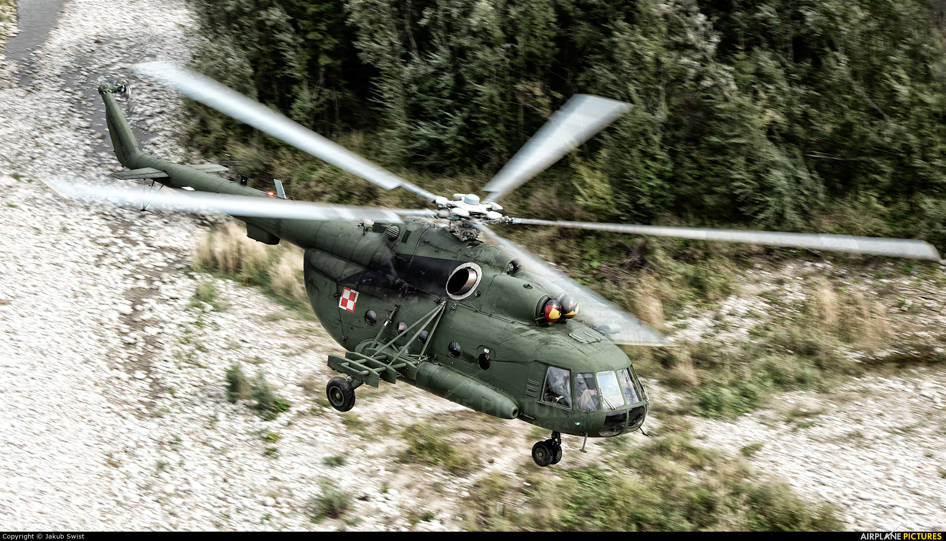 Poland - Air Force 601 aircraft at In Flight - Poland