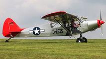D-ESTS -  Piper PA-18 Super Cub aircraft