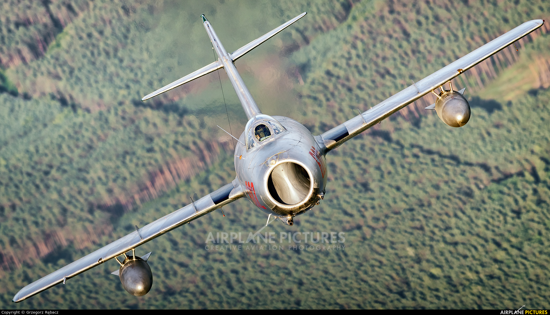 Private SP-MIG aircraft at In Flight - Poland
