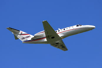 OE-GBC - Air Link Cessna 525B Citation CJ3