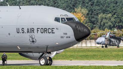 USA - Air Force - Boeing KC-135 Stratotanker 63-7991
