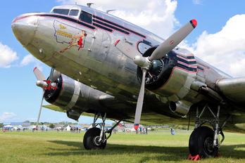 NC24320 - Museum of Mountain Flying Douglas C-47A Skytrain