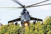 #2 Hungary - Air Force Mil Mi-24P 34 taken by Sandor Vamosi