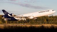 #3 Lufthansa Cargo McDonnell Douglas MD-11F D-ALCC taken by Nico Berger