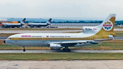 9Y-TGJ - British West Indian Airlines Lockheed L-1011-500 TriStar