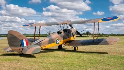 G-AOGR - Private de Havilland DH. 82 Tiger Moth