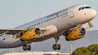 #2 Vueling Airlines Airbus A320 EC-LVS taken by Stefan Thomas