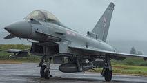 ZJ916 - Royal Air Force Eurofighter Typhoon FGR.4 aircraft