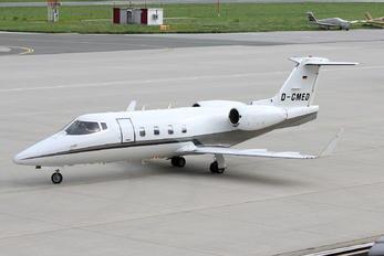 D-CMED - Quick Air Jet Charter Learjet 55