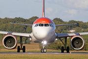 G-UZHS - easyJet Airbus A320 NEO aircraft