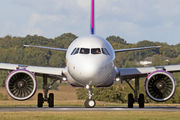 G-WUKP - Wizz Air UK Airbus A321 NEO aircraft